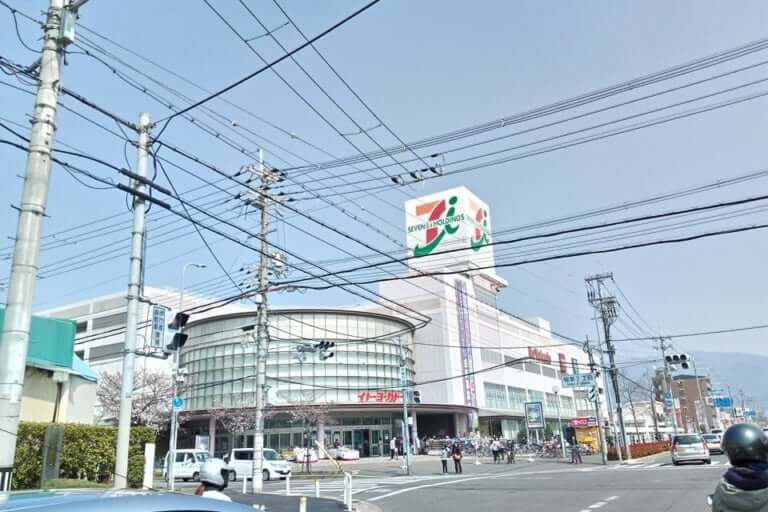 【東大阪市】18年の歴史に幕、吉田のイトーヨーカドーが2月17日に閉店します!