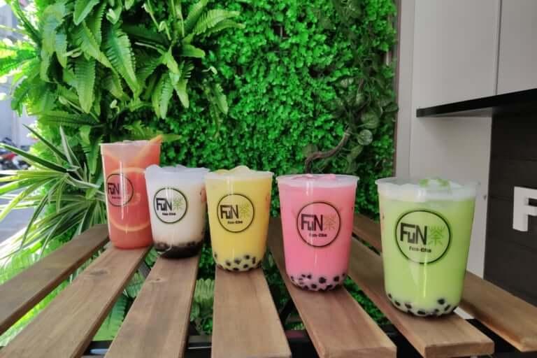【東大阪市】布施に本場台湾タピオカミルクティーの専門店『FUN 茶』がOPENします!