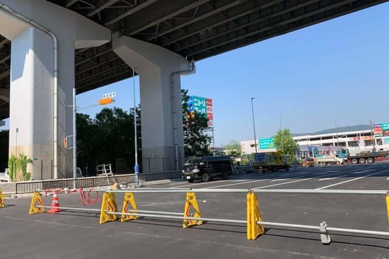 【東大阪市】ついに来週完成!瓜生堂の工事が完成することで布施駅から東花園駅まで一直線に♪