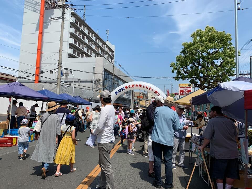 【東大阪市】今年も爆発的大盛況!2019年度『ふれあい祭り』をまとめてみました♪